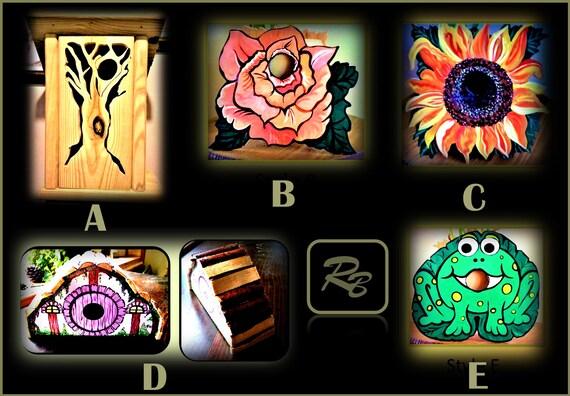 Bird House - Sunflower gifts - garden decor - Cool Bird Houses - bird lovers gift,hand made bird houses,birdhouse,bird houses