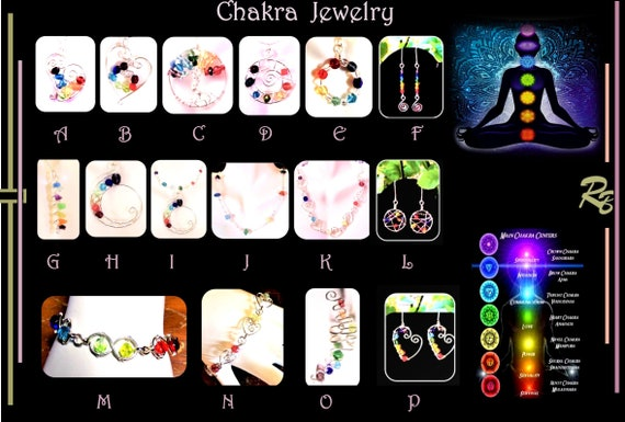 chakras ,jewelry, heart, wife, gift, mother,  jewelry, daughter,sister , chakra earrings,rainbow jewelry,mother, daughter,zen