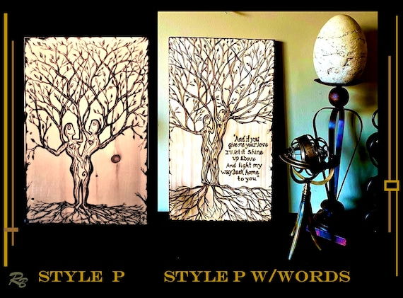 couples gift, anniversary, tree. decor,art,rustic,  wife gift, husband gift, couples gift, tree of life, wood anniversary, five year,