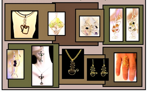 jewelry class - wife gift - mother gift - friend gift - basic - jewelry classes near me  -  nj - hammonton - winslow - tree of life jewelry