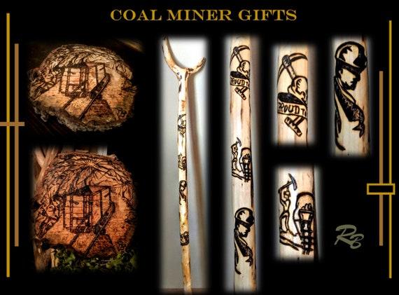 kentucky coal. mining,gift, Coal Miner gifts, coal mining, art, Retirement gift,father gift, husband gift