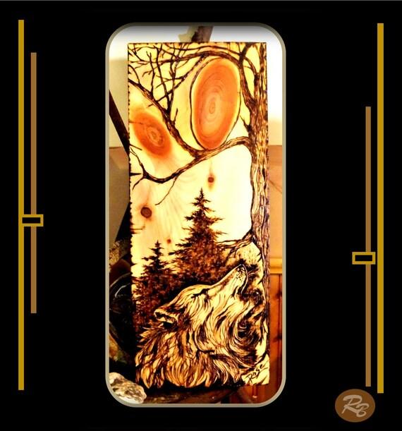 wolf art, wolves - cabin decor, lodge decor