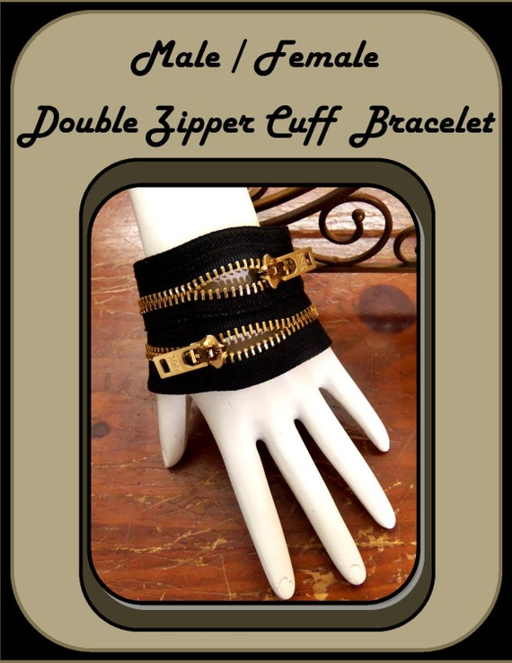 Zipper Bracelet, Couples Bracelets, Best Friends Bracelets, Mother Daughter Jewelry, Birthstone Jewelry, steam punk jewelry