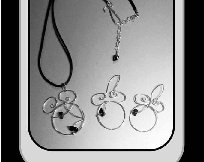 Wife gift - family birhtstone jewelry - mother jewelry - mother gift - Disney Lover gift - Disney jewelry - mickey jewelry