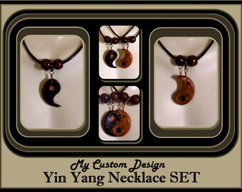 girlfriend gift,Couples Jewelry,Yin yang bracelet,yinyang jewelry yin yang necklace SET,Best Friends,Mother daughter jewelry