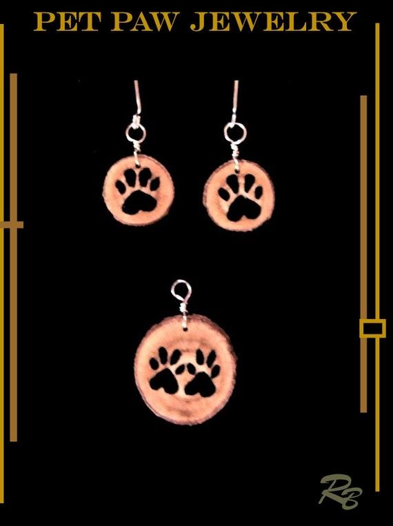 pet lovers gift,  Pet jewelry, PAW jewelry,grandmother gift,wife gift,friend gift,cat lovers gift,Dog lovers gift,Pet,cat jewelry