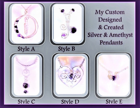 Amethyst jewelry, mother gift - Healing,protection jewelry, February birthstone jewelry - ,Fashion jewelry,Slave Bracelet, Amethyst Bracelet