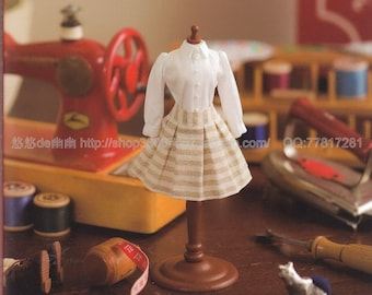 E-book Patterns Magazine Doll Coordinate Recipe First