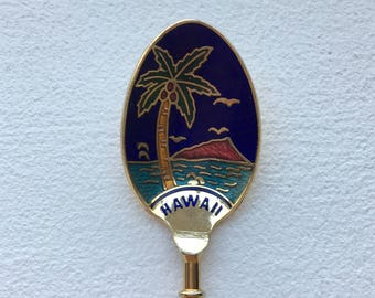 Vintage Hawaii Souvenir Spoon
