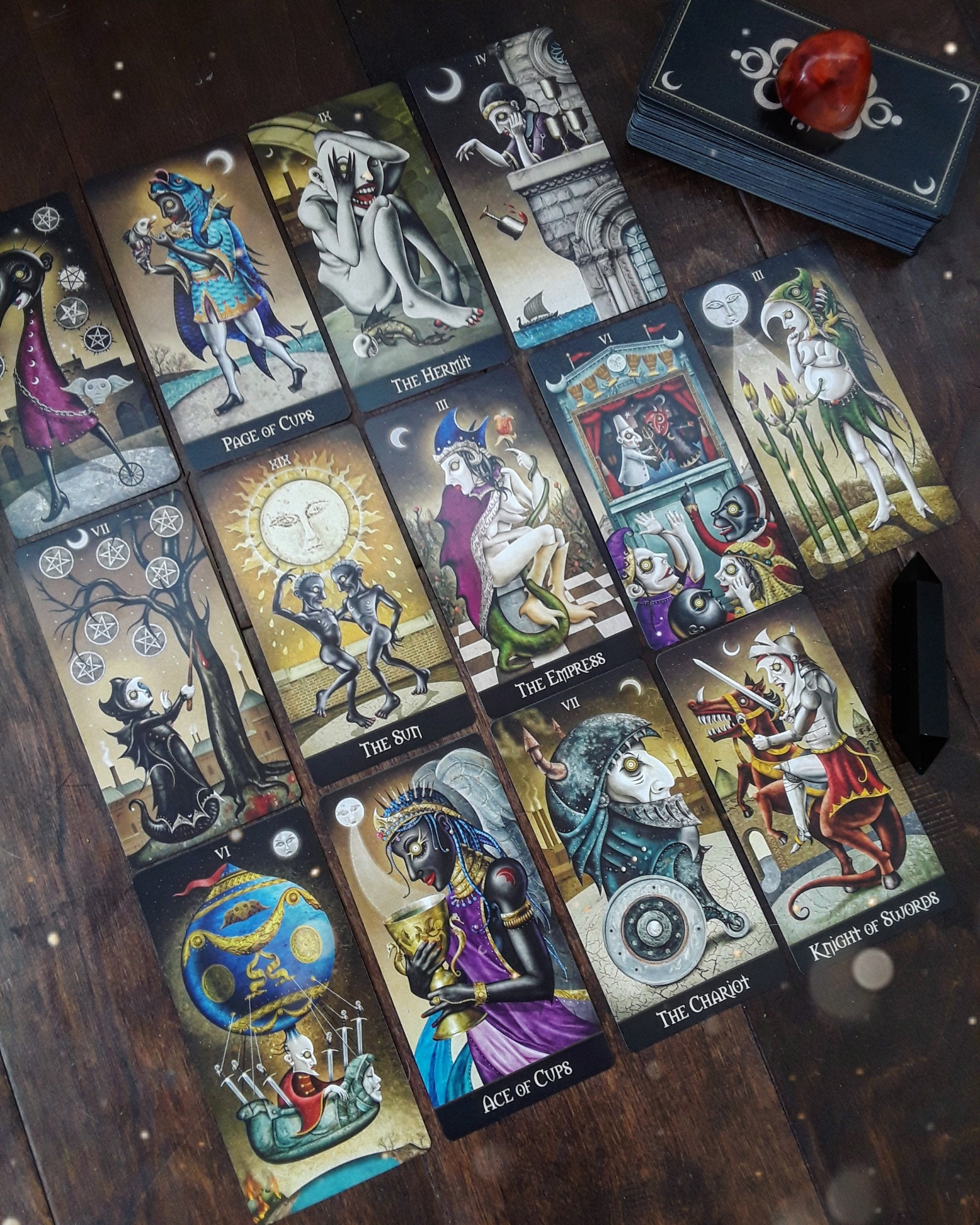 Astrology Tarot Reading, email