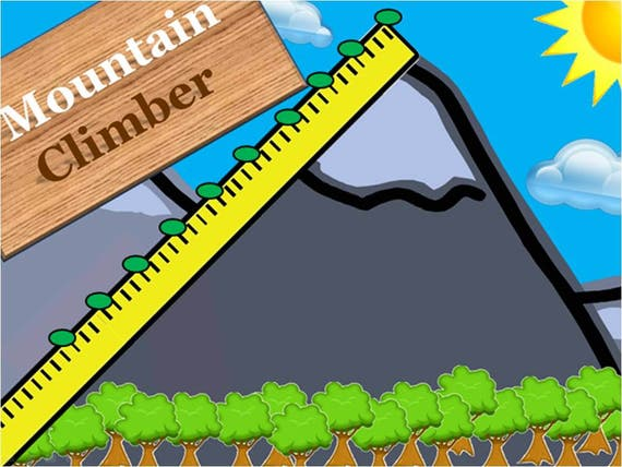 Powerpoint Game Template Plays Like Price Is Right Mountain Etsy