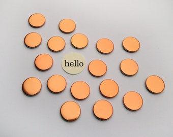 copper/ Rose gold Magnet 8 Set Herr Fuchs