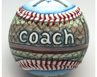 Coach Baseball-DIY Baseball Coach Gift, Coach, Baseball, Coach's gift (OCCASION12)