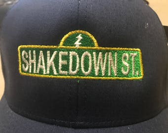 Grateful Dead Shakedown street sign hat 36d169575375