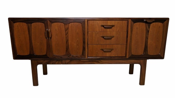 Credenza Definition In English : Compact credenza tv sideboard mid century modern free shipping etsy