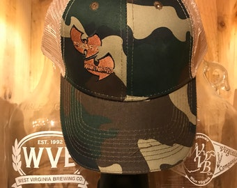 c0ce7b1141a WV Mountaineers WU-Tang style hat