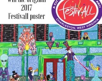 Festivall Raffle Entry