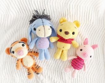 Tutorial: hello kitty bailarina tejida a crochet (amigurumi ... | 270x340