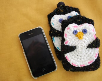Penguin Cell Phone cozy