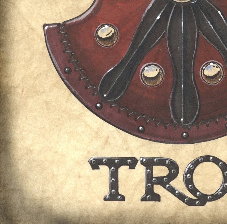 trojan sword and shield - 794×783