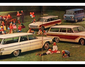 1963 ford fairlane | Etsy