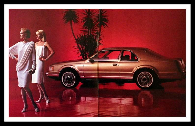 1983 Lincoln Continental Mark VII Bill Blass Designer Series