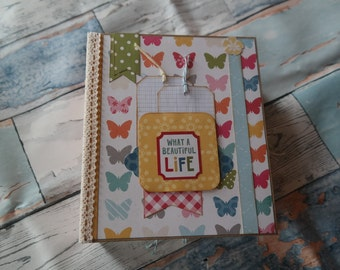 "Mini ""Life"" 15 x 17.5 cm (6 x 7 inches)"