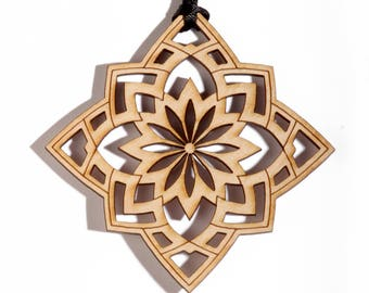 Four Directions Ornaments