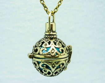 Angel bells necklace