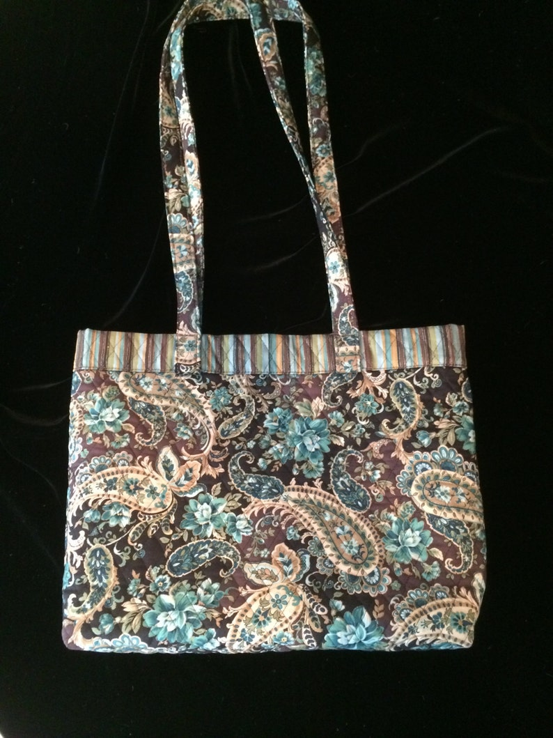 Large Fabric Tote.