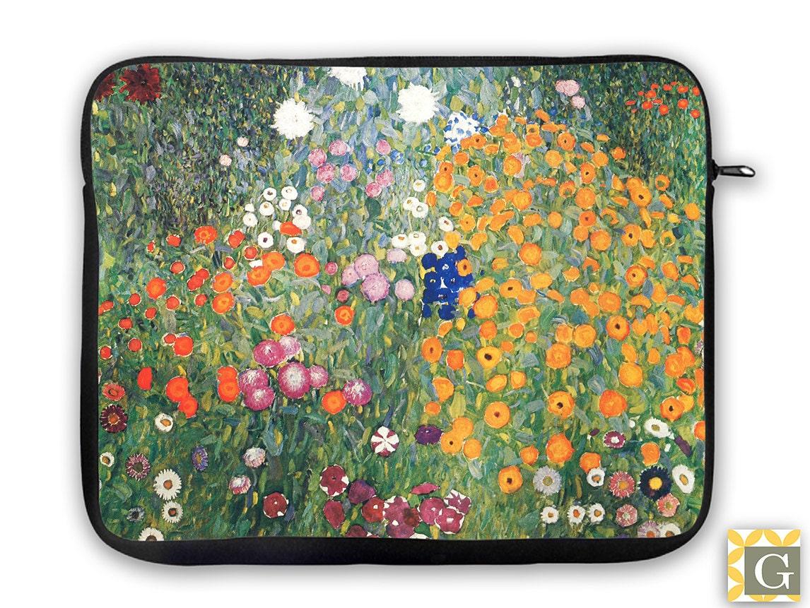 reputable site 8febc dc288 Flower Garden Designer iPad Case, Laptop Bag, Laptop Sleeve ...