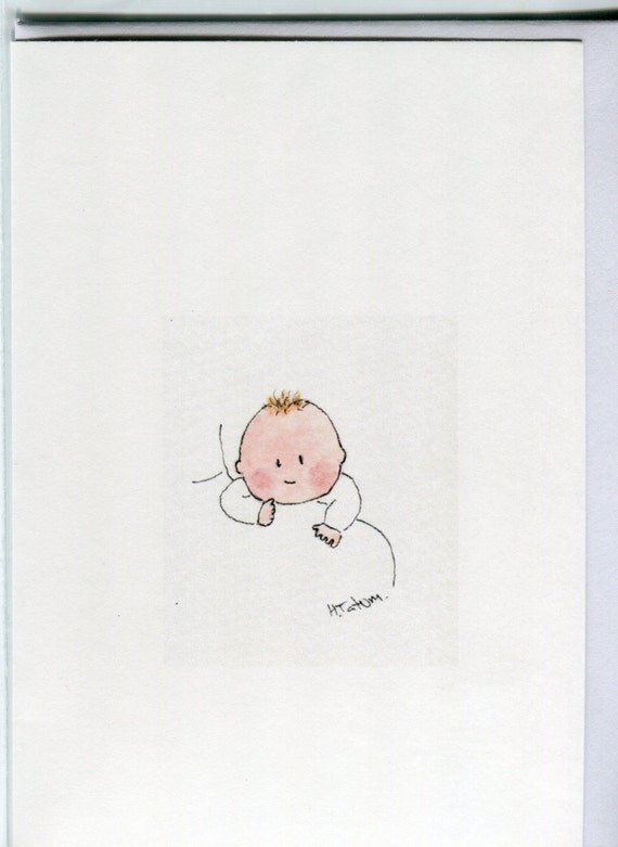 image 0 - New Born Baby Card