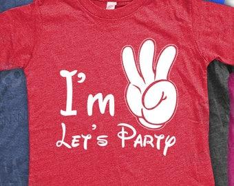 f6f3549e I'm Three Let's Party