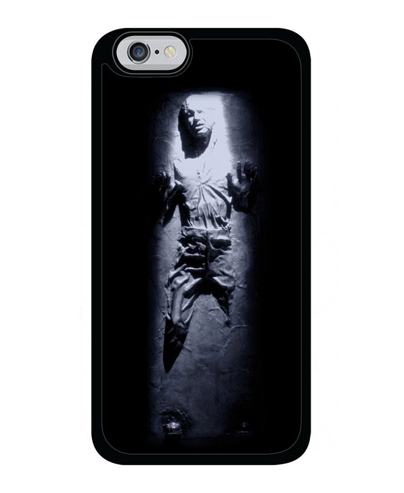 big sale d353b bd70f Han Solo Carbonite Protective Cell Phone Case - iPhone & Galaxy