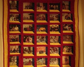 Photo Quilt - 26-30 Pictures