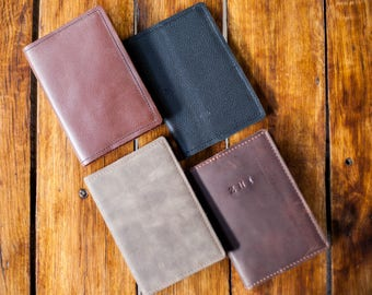 Passport cover / Leather passport cover / Personalized passport cover / Passport holder / Leather passport holder / Passport covers