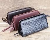 Leather Wristlet bag Wristlet clutch Wristlet purse Evening out bag Evening clutch Wristlet purse Handbag clutch Clutch handbag Evening bag