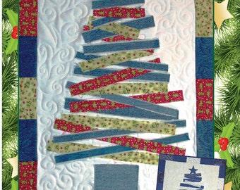 PDF DOWNLOAD- Jean Christmas Tree Wall Hanging