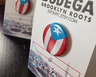 """Puerto Rican Flag """"Intentona de Yauco!"""" 1.25"""" Button Pak / """"FREE SHIPPING!"""""""