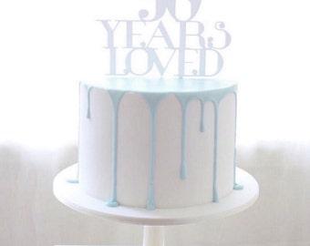 90 and fabulous,Happy birthday, Birthday cake, Name on cake, cake topper, Custom name cake topper, baby name on cake, child name on cake