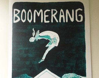 Boomerang - Part 1 Autumn (extended version, 50 pages)