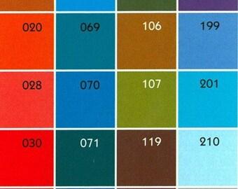 Jacquard Procion MX dyes, 19g pots, 42 colours available