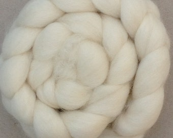 Bluefaced Leicester Wool Roving, British Wool Tops, Spinning Fibre, Wool Roving, Felting Supply, Wool Tops, 100g (3.5oz)