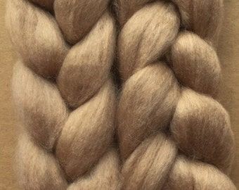 Baby Alashan Camel Roving, Baby Camel Fibre, Baby Alashan, Spinning Fibre, UK Seller