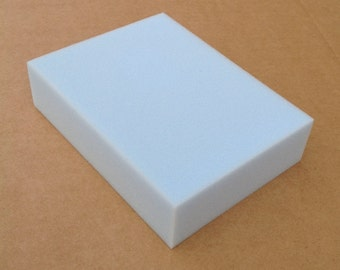 Foam Block, High Density Foam Block for Needle Felting,