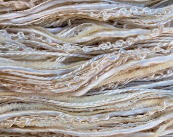 Silk One Off, Undyed Silk Thread Selection, No. 00 - Neutral