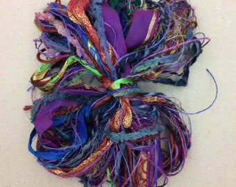 Destash Packs, Arabian Nights, Mixed Thread Selections, Limited Edition, Hand Dyed and Speciality Threads, 20m (22 yards)
