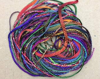 Tidbits, Ecclesiastical, Hand Dyed Embroidery Threads, Creative Embrodery