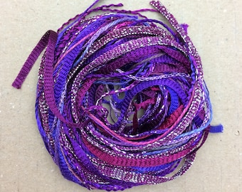 Tidbits, Summer Fruits, Hand Dyed Embroidery Threads, Creative Embrodery