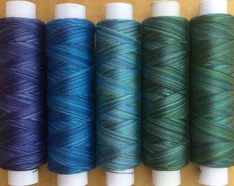 Machine Thread Packs